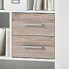Книжный шкаф из массива дерева 022, фото 2