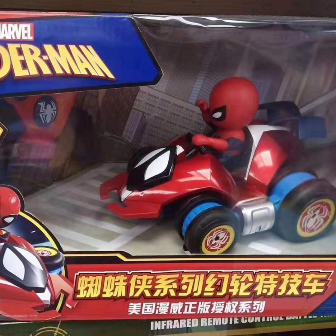 Дитяча іграшка Машина людина павук
