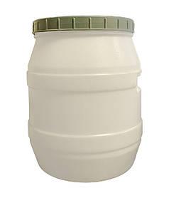 Бочка для воды пищевая пластиковая 25л Консенсус