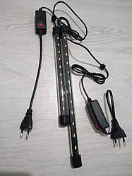 Погружная лампа  Xilong T4-40E 35 см  (бело-сине-розовый)