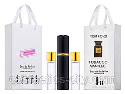 Мини-парфюм унисекс Tom Ford Tobacco Vanille, 3х15 мл