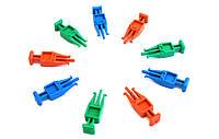 Штекер-заглушка на одну пару для плинтов LSA-PLUS, аналог штекеров 6417 3 105-00 и 6089 3 056-00 KRONE