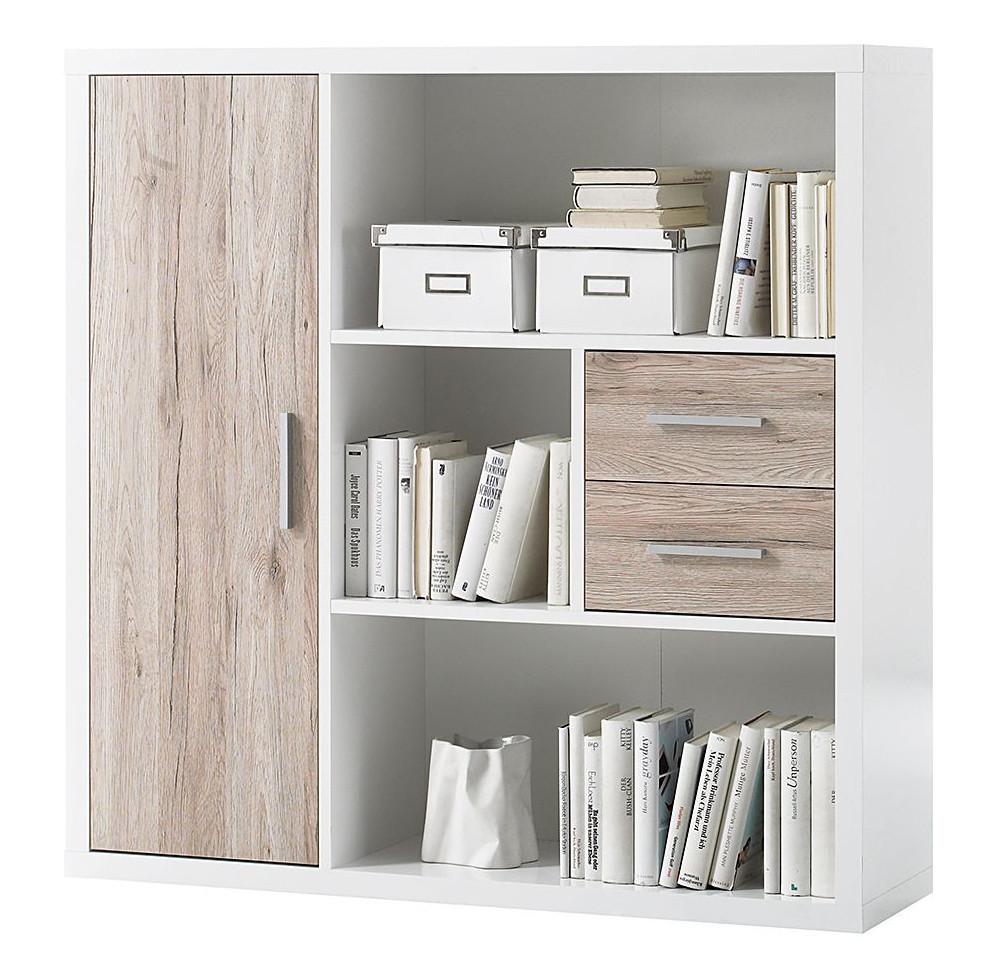 Книжкова шафа 022М