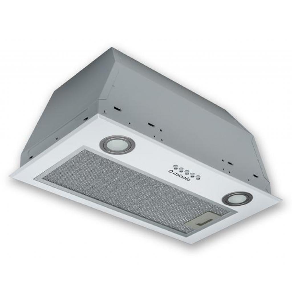 Вытяжка кухонная MINOLA HBI 5622 WH 1000 LED