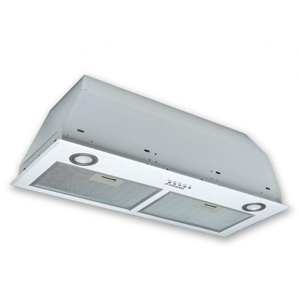 Вытяжка кухонная MINOLA HBI 7812 WH 1200 LED