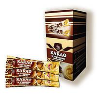 Какао со сгущенным молоком в стиках 35г (25шт)