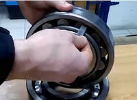 Зазор на шариковом подшипнике как замерить