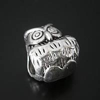 Бусина Pandora (Пандора) посеребренная P5040546