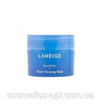 Ночная маска LANEIGE WATER SLEEPING MASK для глубокого увлажнения кожи, 15 мл