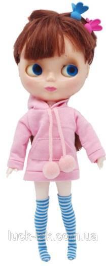 Кофта, толстовка для куклы Барби, Блайз, Айси