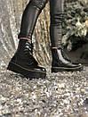 Женские ботинки Dr. Martens натуральная кожа, фото 7