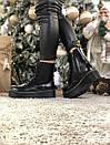 Женские ботинки Dr. Martens натуральная кожа, фото 9