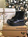 Женские ботинки Dr. Martens натуральная кожа, фото 10