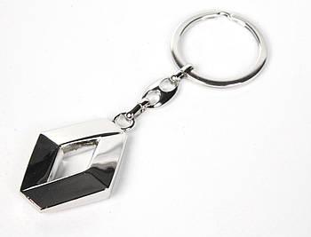 Брелок для ключів Renault (металевий/хромований) AUTOTECHTEILE