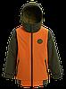 Горнолыжная куртка Burton Game Day (Russet Orange/Forest Night) 2020
