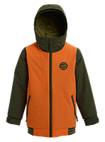 Горнолыжная куртка Burton Game Day (Russet Orange/Forest Night) 2020, фото 1