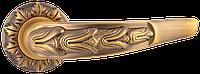 Siba дверная ручка на круглой розетке Sultan, мат.кофе