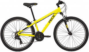 """Велосипед 26"""" Pride Marvel 6.1 (2021) yellow/black"""