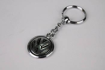 Брелок для ключів Volkswagen/VW (металевий/хромований) AUTOTECHTEILE