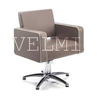 Кресло клиента Jupiter VM823, на гидравлике хром, фото 1