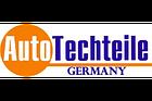 Брелок для ключей Volkswagen/VW (кожаный/коричневый) AUTOTECHTEILE, фото 3