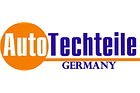 Брелок для ключів Volkswagen/VW (шкіряний/коричневий) AUTOTECHTEILE, фото 3