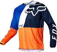 Мото джерси Fox 180 Lovl Jersey оранжевый/синий, L, фото 1