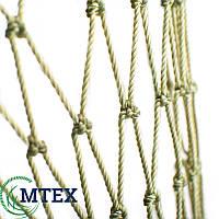 Защитно-оградительная сетка ячея 70мм. нить Ø0,8мм. 1пог.м=10,3м²