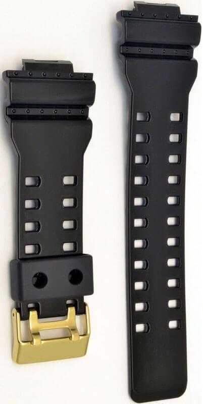 Глянцевий ремінець для годинника Casio ААА