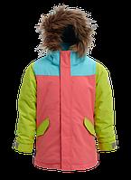 Горнолыжная куртка Burton Aubrey (Georgia Peach Multi) 2020