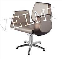 Кресло клиента Kleo VM826, гидравлика хром