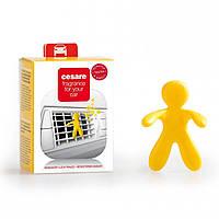 Ароматизатор в авто Mr&Mrs CESARE BOX Vanilla - Yellow (JCES004NEW)