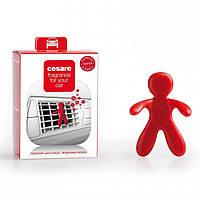 Ароматизатор в авто Mr&Mrs CESARE BOX Peppermint - Red (JCES006NEW)
