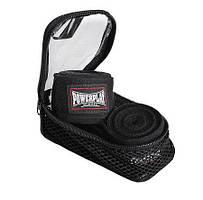 Бинти для боксу PowerPlay 3046 Чорні (2.5м)