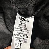 Костюм черный на девочку Breeze 80. Размер 110 см, 116 см (6 лет),  128 см, 134 см, 140 см, фото 4