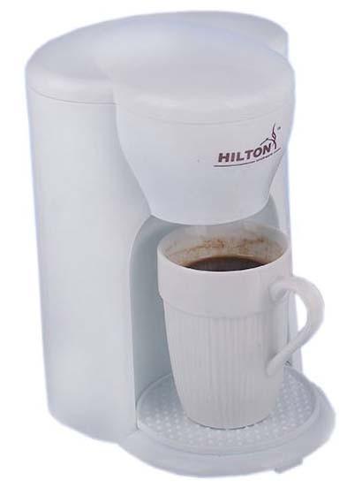 Кофеварка Hilton KA 5414 Белый