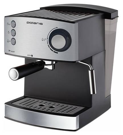 Кофеварка эспрессо POLARIS PCM-1520 AE Adore Crema, фото 2
