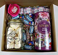 Подарунковий набір №44 . Подарунок мамі, подрузі, бабусі, сестрі, колезі , кумі. Подарунки на День народження
