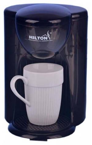 Кофеварка Hilton KA 5413 Черный, фото 2