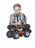 Машина на ру Maisto R/C Rock Crawler 3XL Radio Control Vehicle, фото 2