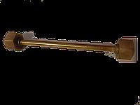 Переходник трубка перекачки G3/4 - G3/4, фото 1