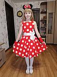 Сукня Мінні Маус р. 128, фото 5