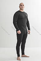 Термобелье мужское термо Vaude термобілизна Чёрная L
