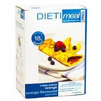 Блинчики апельсиновые DIETI Meal Pro, 28 гр