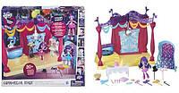 Ігровий набір My Little Pony Equestria Girls Minis Canterlot High Dance Playset with Twilight Sparkle Doll