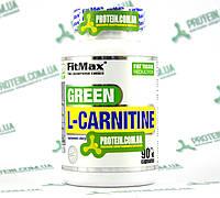 Жиросжигатель FitMax Green L-Carnitine 90 капс