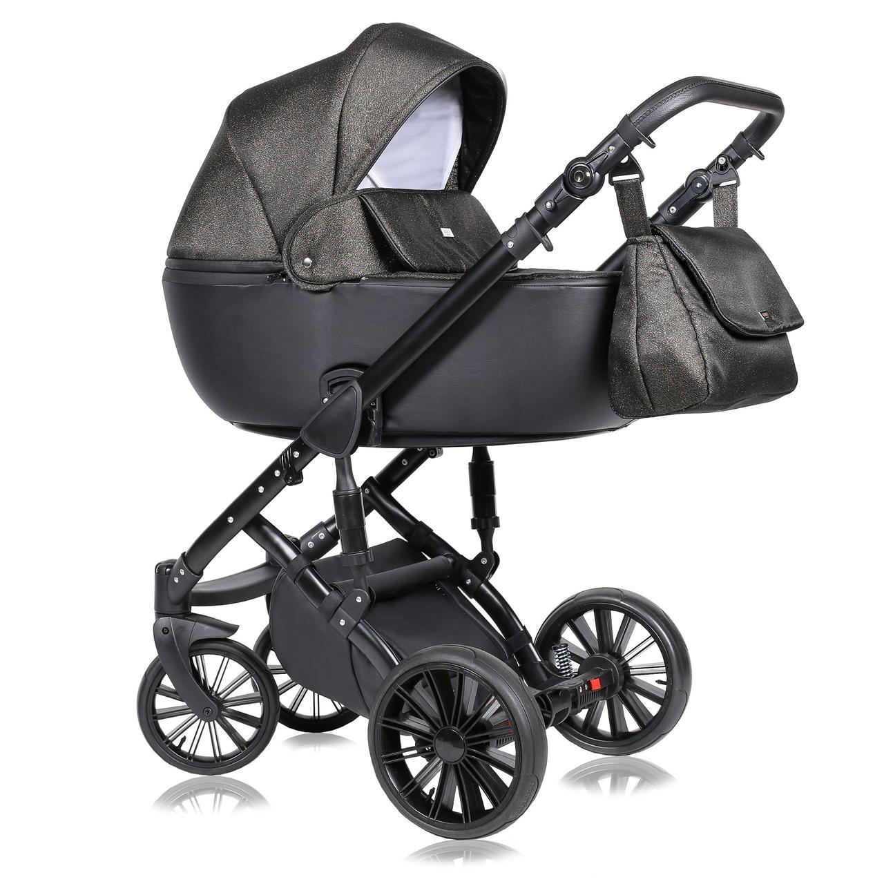 Детская универсальная коляска 3в1 Quali Prado 08