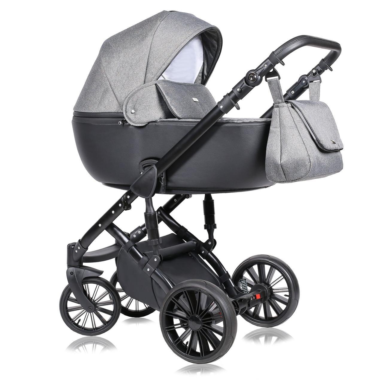 Детская универсальная коляска 3в1 Quali Prado 07