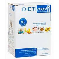 Десерт со вкусом кокоса и мандарина протеиновый DIETI Meal Pro, 26 гр