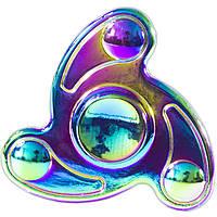 Спиннер металлический Fidget spinner Капля Градиент игрушка антистресс (1612-3521)